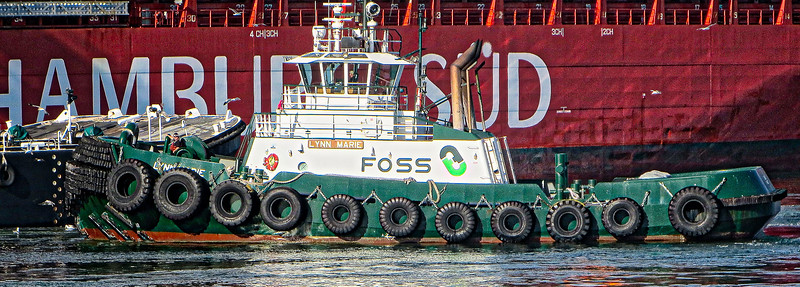 Foss Maritime-SF Bay Area