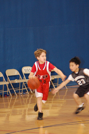 Preston basketball tournament December 2008