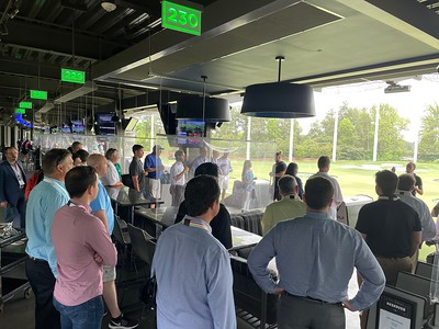 2021 Southeast Networking Activity: Topgolf