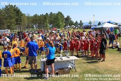 Northwest Cup 2012 Boys Awards
