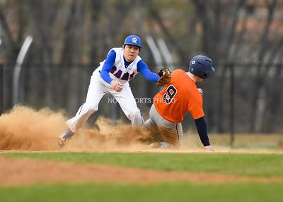 Baseball: Clarke County vs. Riverside 4.6.16