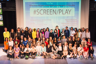 SCREEN/PLAY  - Cast and Crew