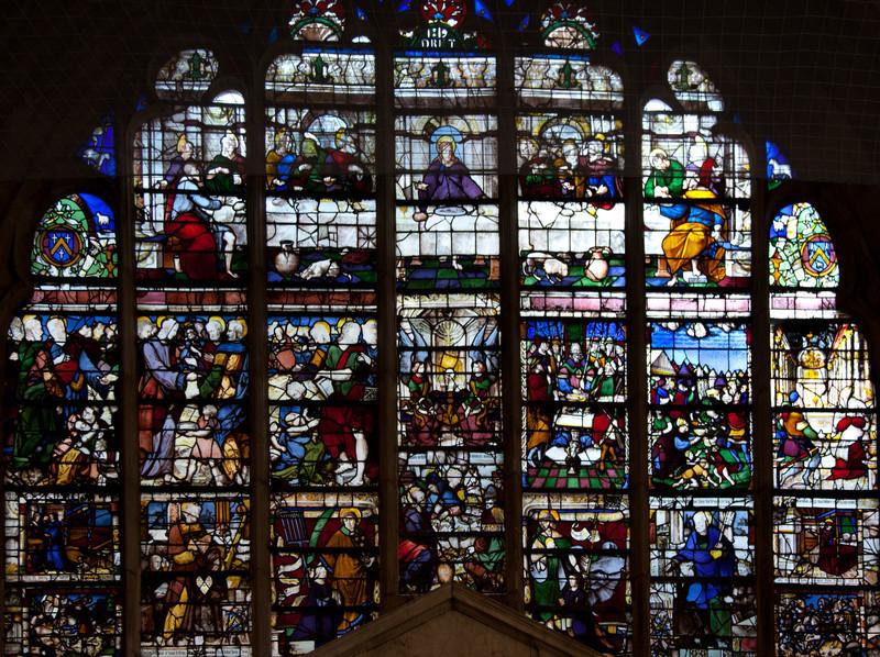 Troyes - Saint-Jean-au-Marche - The Last Supper & Scenes