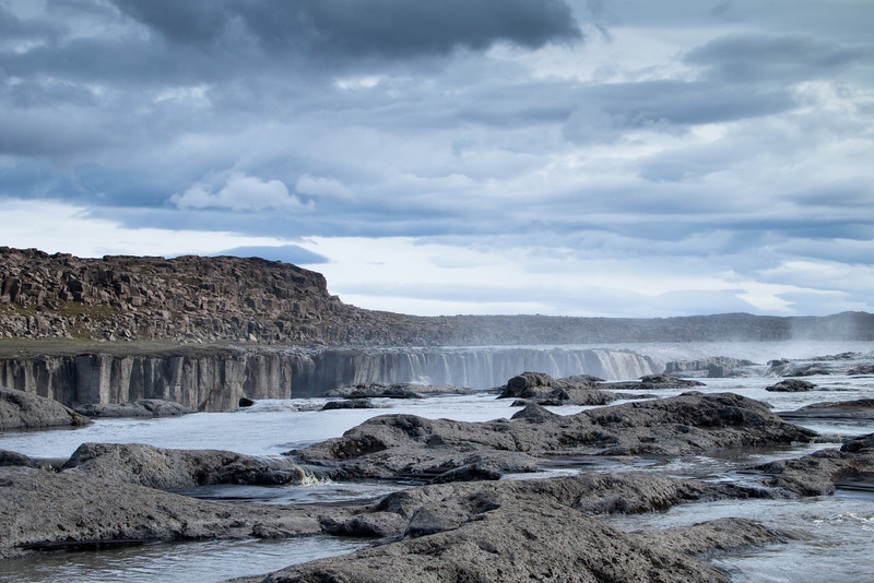 Edge of Selfoss