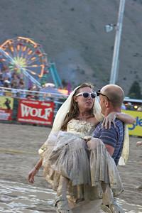 Hog Tie- Ben and Lauren Wedding weekend Jackson, WY