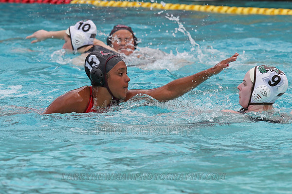W WATER POLO vs. Brown 3-23-19