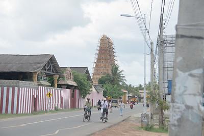 Jaffna , Sri Lanka . March 2017.