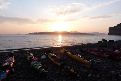 Apr 14-22, 2018 - Milos to Santorini Expedition