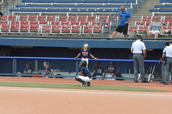 Region 6 Team Blue Stadium Game 7/1/18