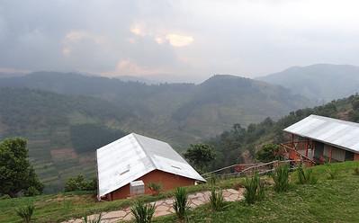 Uganda and Ethiopia