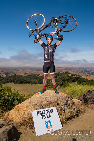Aids/Lifecycle 2017 - Day Four - Half Way To LA