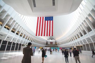 World Trade Center , NYC.