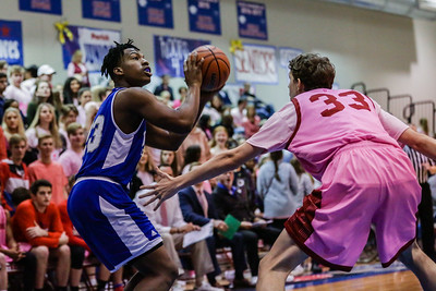 Jan 26 - VBB - Varsity vs Parish Episcopal