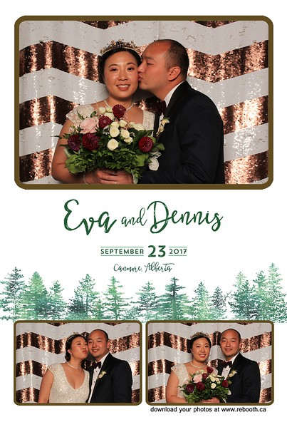 Eva & Dennis' Wedding