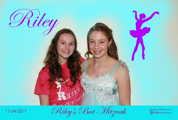 2017-11-04 Rilley's Bat Mitzvah