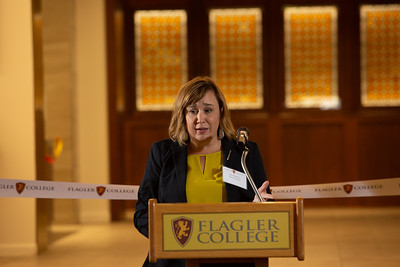 Dining Hall Ribbon Cutting 2019
