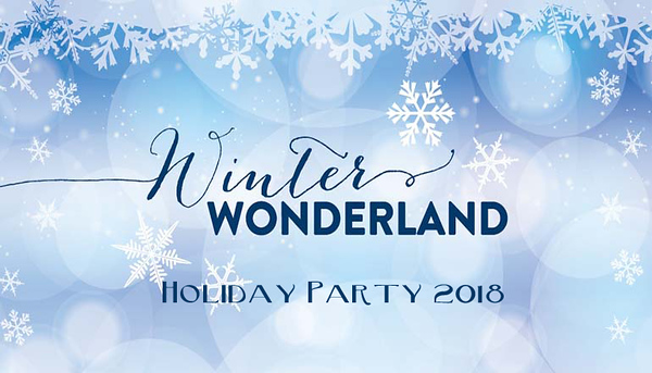Winter Wonderland - Party 2018
