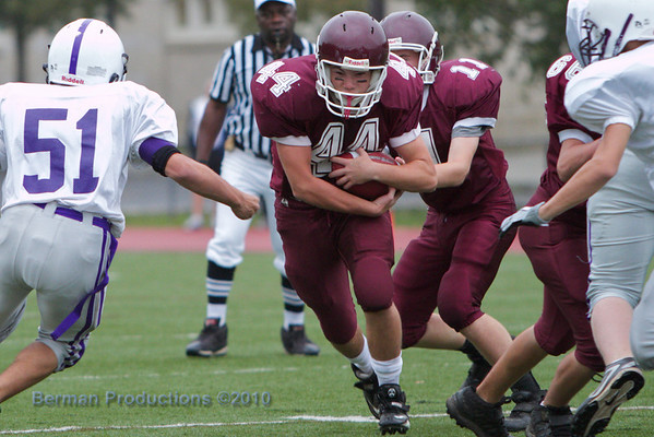 Freshman vs New Rochelle 9/28/10