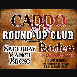 Saturday Night Ranch Bronc