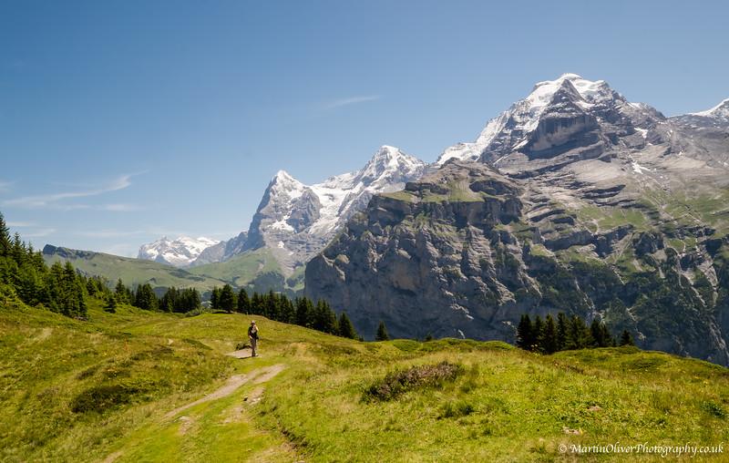 North Face Walk