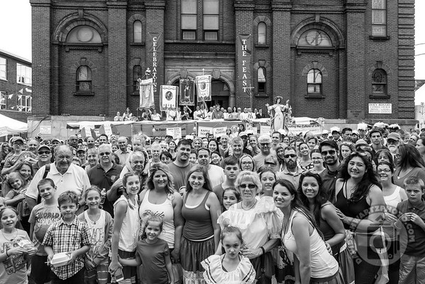 2017 Holy Rosary Feast of The Assumption