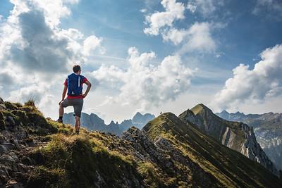 Hiking Alpstein 2020