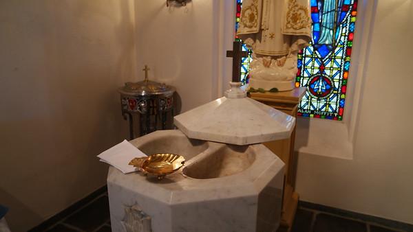 Joseph Pio Placido's Baptism (October 5, 2019)