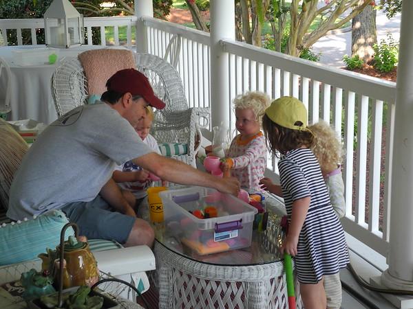 Boyd-Mansfield Visit to Va Beach July-Aug 2015
