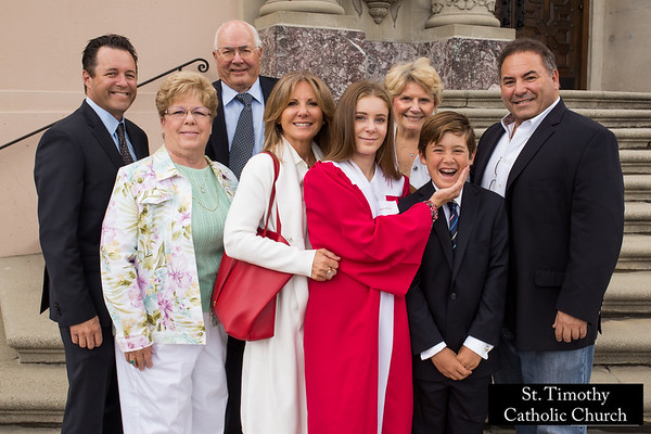 May 7, 2017 St Timothy's Church Confirmation Mass