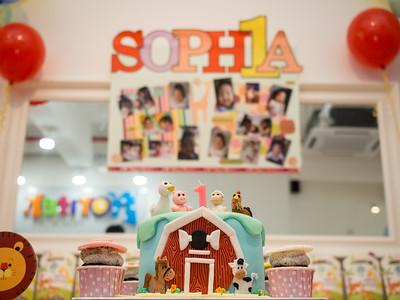 Sophia 1st Birthday Party
