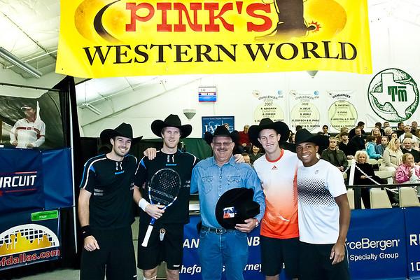 2012 Challenger Of Dallas Finals