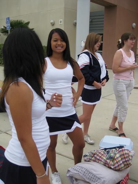 Cheer Camp 2009