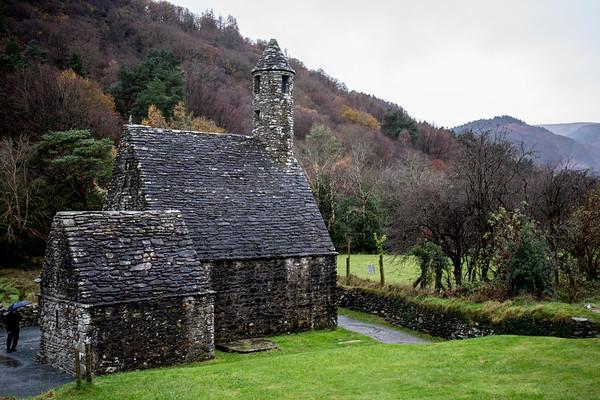 Day 7 Glendalough, County Wicklow