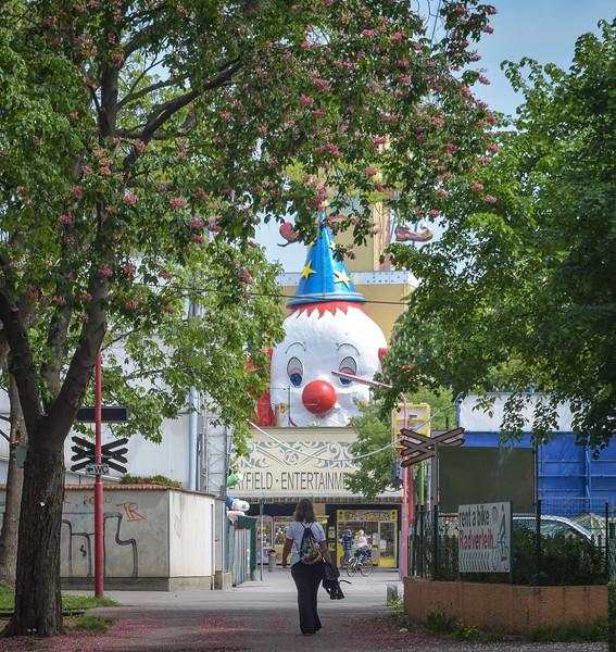 Vienna: Prater amusement park
