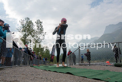 2018 Xterra Canmore Sprint Exit
