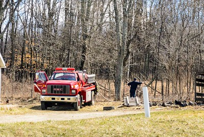 04-01-15 Walhonding Valley FD Grass Fire