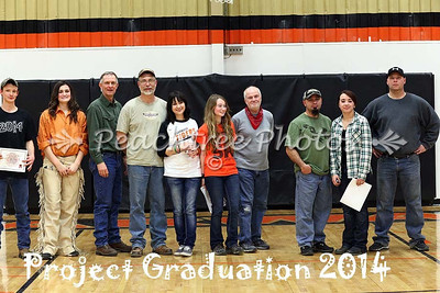 Project Graduation Donkey Basketball 2014