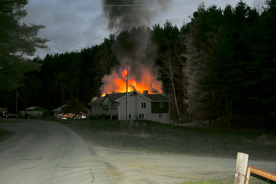 11-06-10 Three Rivers FD House Fire