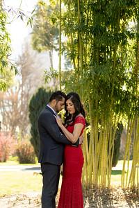 Sehar Khan & Hamza Hyder