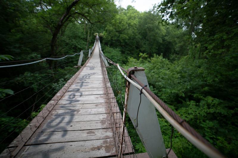 Columbus Junction Swing Bridge