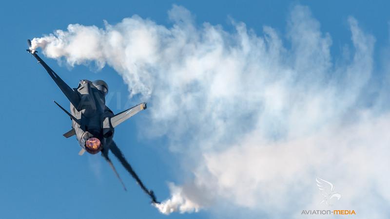 HAF 340 Mira / Lockheed Martin F-16C-52 Fighting Falcon / 535