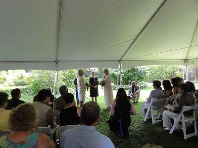 2012 - July Lisa & Suzy Wedding