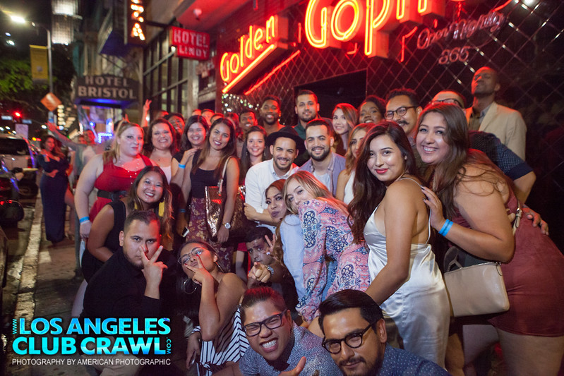 07.15.2017 - LA Club Crawl