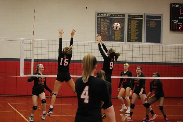 Varsity Girls Volleyball: GA vs Gwynedd Mercy Academy