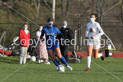 2020 Bromfield Girls Soccer v. Hudson