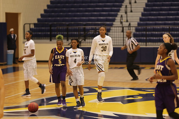 01.27.2018 Lady Wildcats vs East Coweta