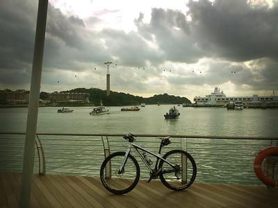 Sentosa Ride (solo) Feb 24 2013