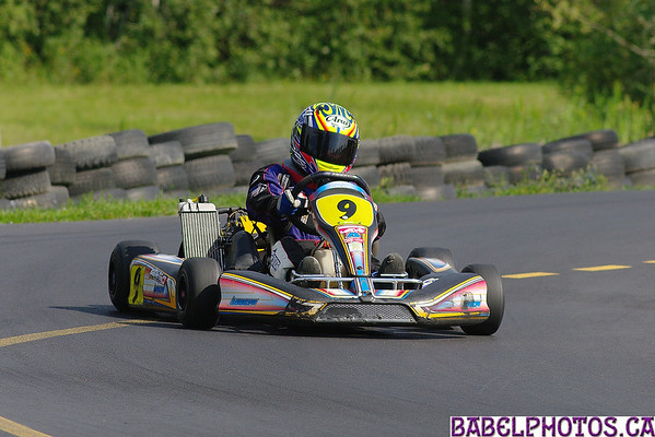 Coupe de Montreal 23 Aout 2008 SH Karting