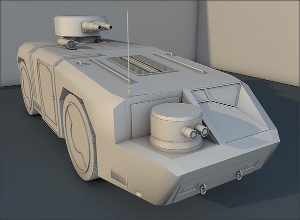 MR - 3D Modelle und Konzepte