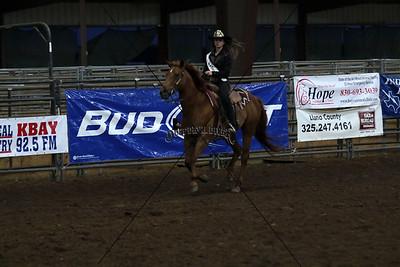 Saturday Night Llano Rodeo Royalty